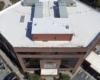 Cres Com Bank Roof